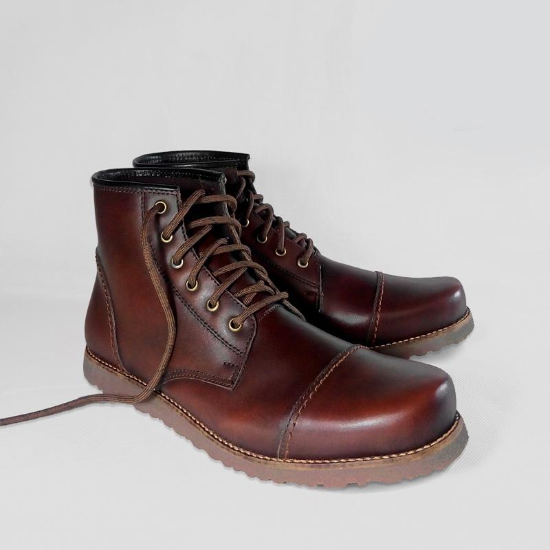 bandung – Sepatu Kulit Original 354240218d